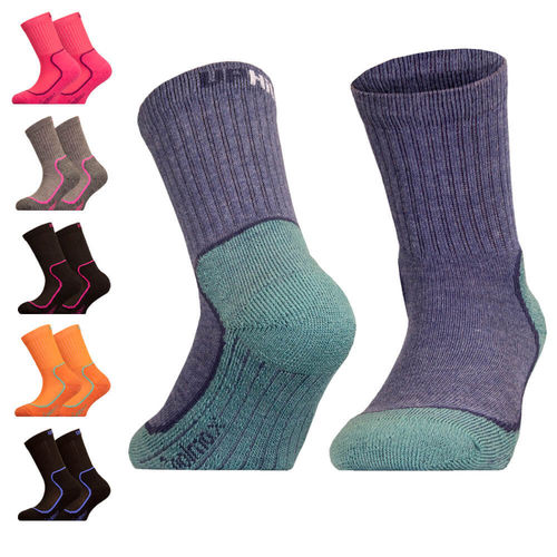 UphillSport Kevo Jr Trekking 4-layer Drytech M4 Sock with Merino and Coolmax