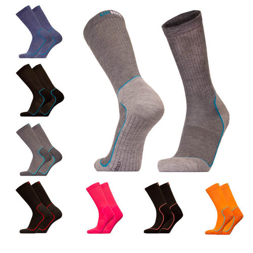 UphillSport Kevo Trekking 4-layer Drytech M4 Sock with Merino and Coolmax