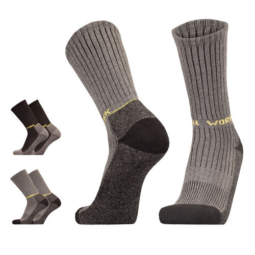 UphillSport Heavy duty Work H2 Extra Soft Sock with Cotton
