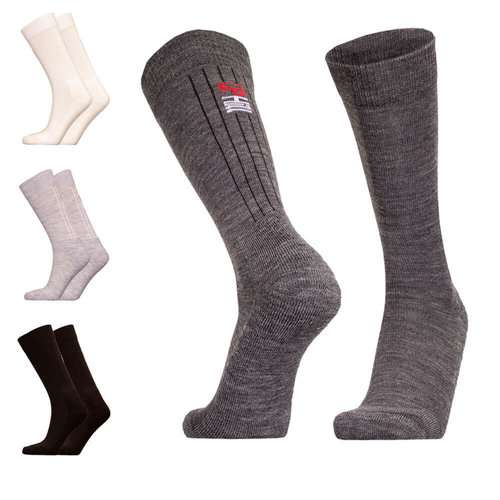 UphillSport Tuntsa Snow Sports M4 Active Comfort Sock with Merino