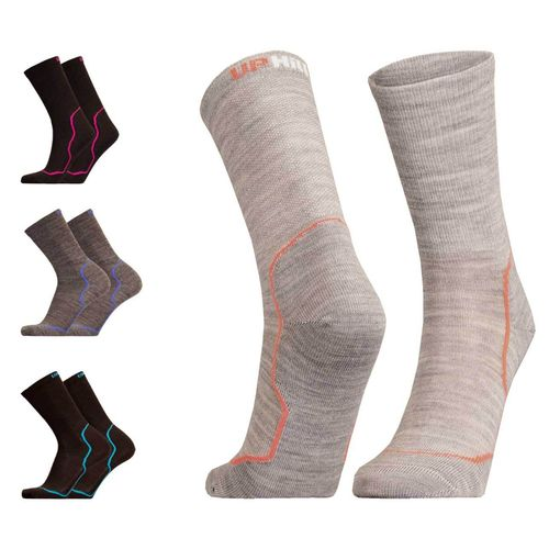 UphillSport Altitude Cycling winter 2-layer L3 sock with reinforcement and Merino