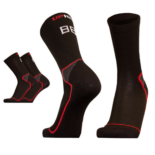 UphillSport Flash Ice hockey L2 enforced skate sock with Coolmax