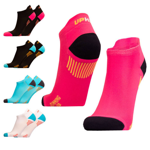 UphillSport Trail Running Low L1 Ankle Protection sock with Quick Dry