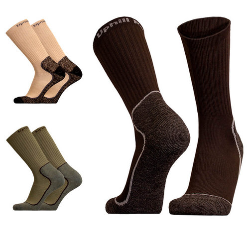 UphillSport Recon Tactical 4-Layer M4 Drytech sock with Merino and Coolmax